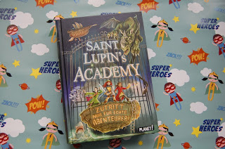 Rezension: Saint Lupin's Academy | Wade Albert White