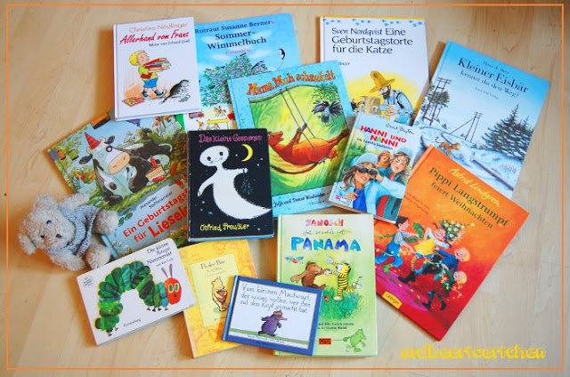 Internationaler Kinderbuchtag