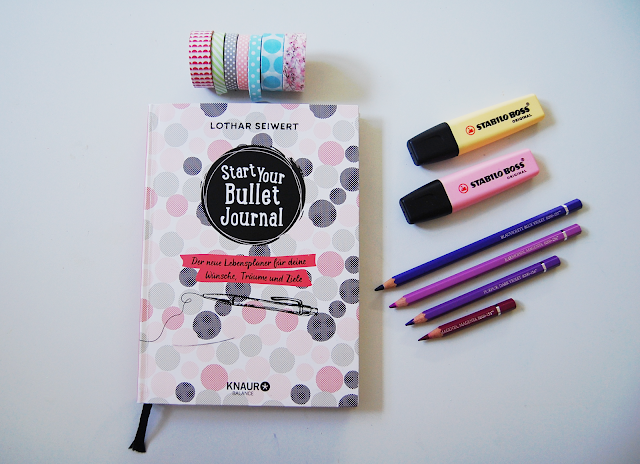 [Rezension]Start your Bullet Journal