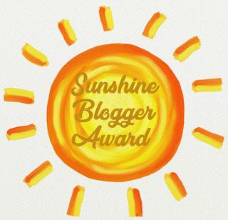 [TAG] Sunshine Blogger Award