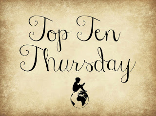 Top Ten Thursday ~ Liebste Zitate
