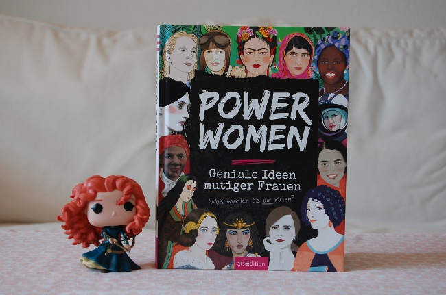 [Rezension]Power Women – Geniale Ideen mutiger Frauen