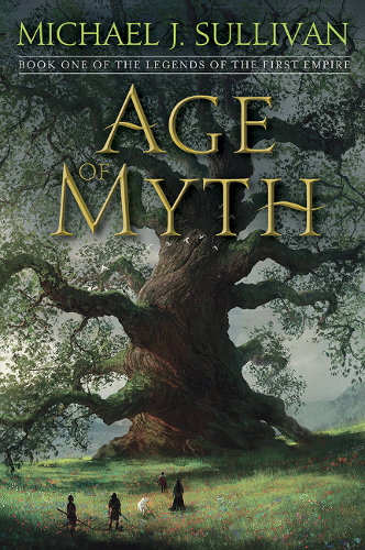[Cover Monday]Age of Mythe von M.J.Sullivan