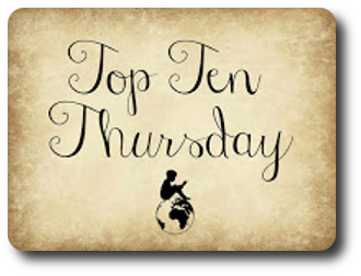 Top Ten Thursday: Mein Charakter