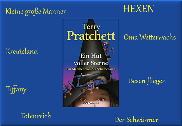 Rezension: Ein Hut voller Sterne | Terry Pratchett