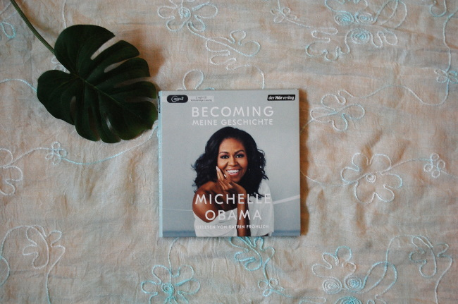 Rezension: BECOMING – Meine Geschichte | Michelle Obama