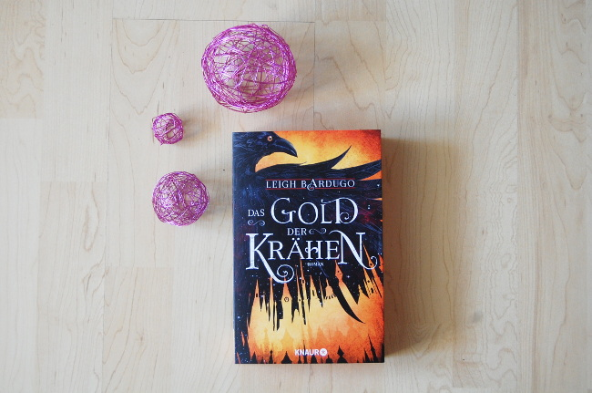 Rezension: Das Gold der Krähen| Leigh Bardugo