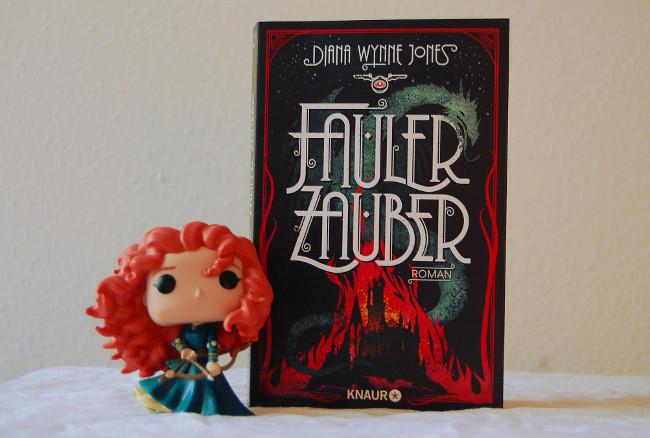 Rezension: Fauler Zauber | D.W.Jones