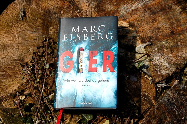 Rezension: GIER | Marc Elsberg