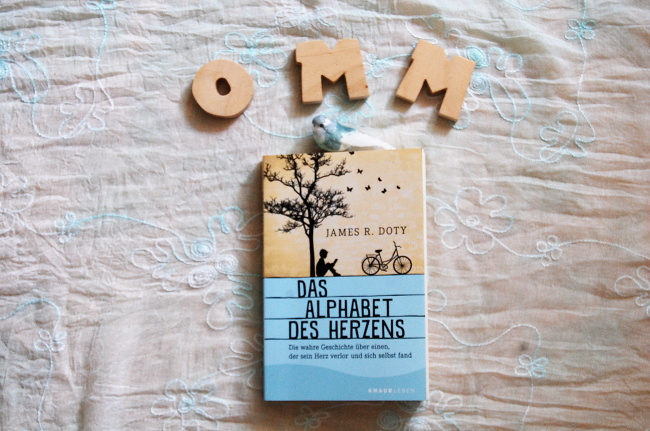 Rezension: Das Alphabet des Herzens |James R. Doty