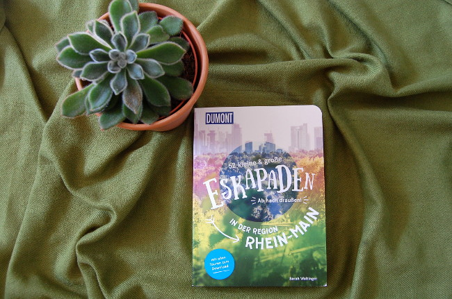 Rezension: Eskapaden in der Region Rhein-Main |Sarah Waltinger