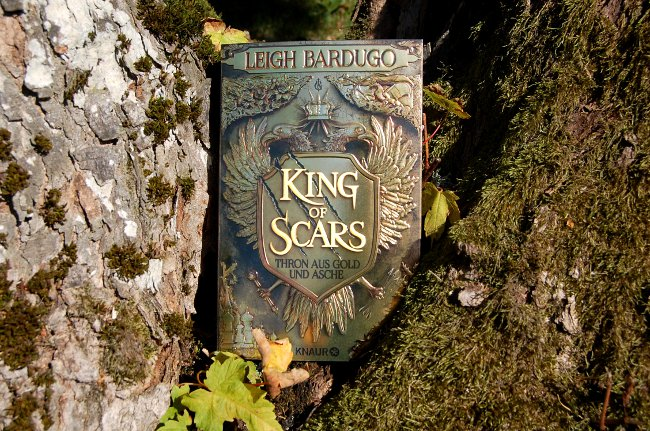 Rezension: King of Scars |Leigh Bardugo