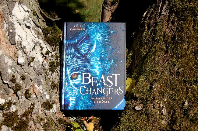 Rezension: Beast Changers (1) |Amie Kaufman