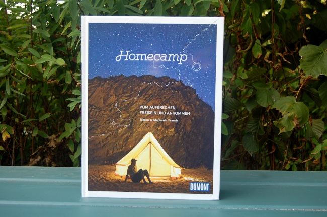 Rezension: Homecamp |Doron & Stephanie Francis