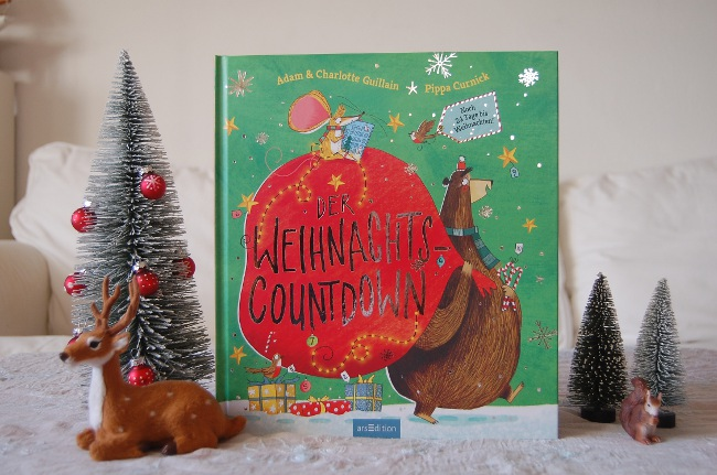 Rezension: Der Weihnachtscountdown |A.&C. Guillain