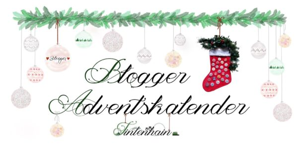 Blogger-Adventskalender Socke 24