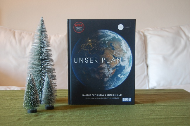 Rezension: Unser Planet |A.Fothergill & K. Scholey